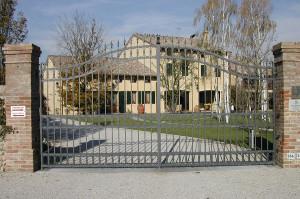 cancelli in stile - volpago del montello-treviso (1)