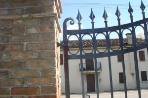 cancelli in stile - volpago del montello-treviso (3)
