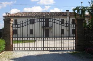cancelli in stile - volpago del montello-treviso (4)