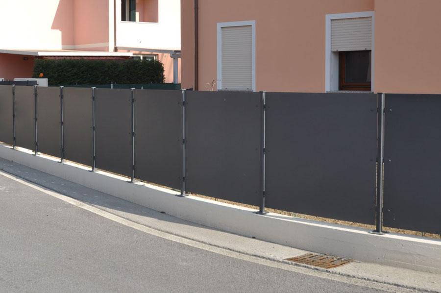 Recinzioni A Treviso In Rete Modulari Sportive Cadorin