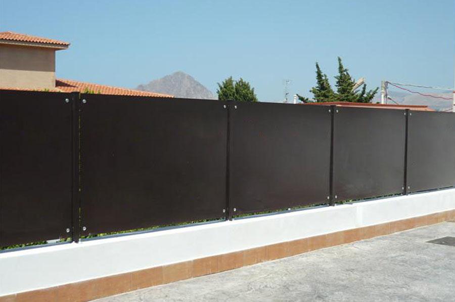 Aziende di recinzioni zincate